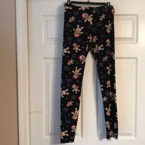 Pants - Winter themed leggings
